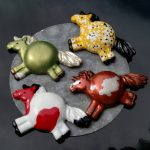 Fat Pony Magnets Martha Bechtel